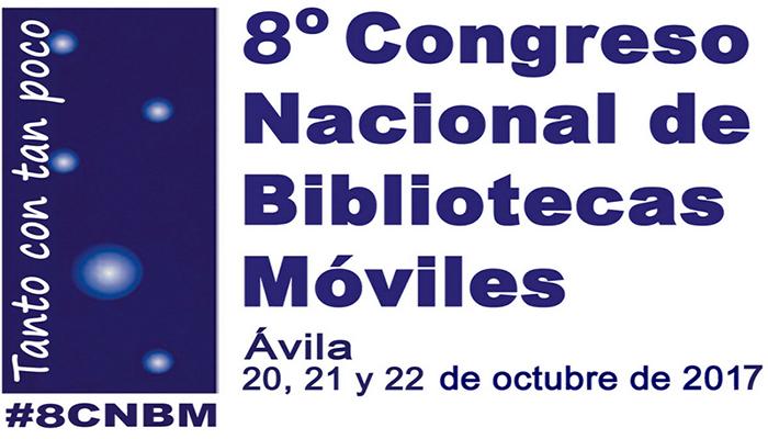8ª edición del Congreso Nacional de Bibliotecas Móviles