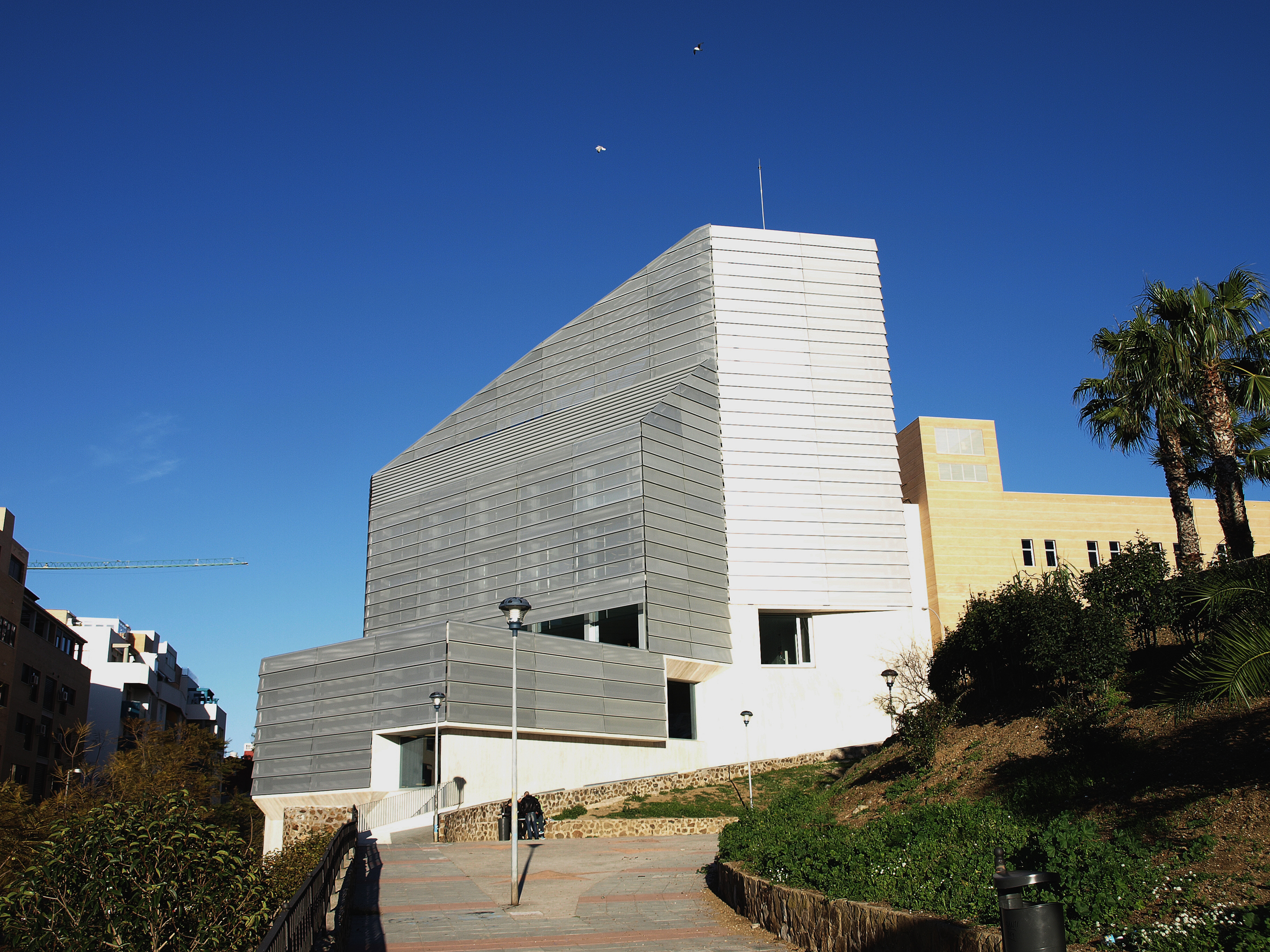 Biblioteca Pública del Estado en Cáceres