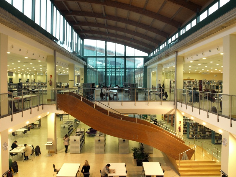 Biblioteca Pública del Estado en Santander
