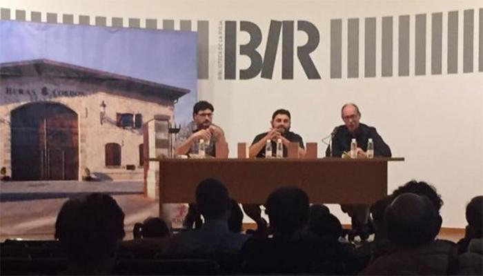 "Biblioteca de La Rioja con ""PoesíaRefugio"""