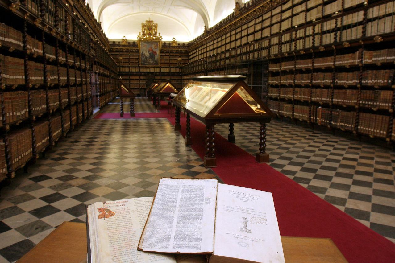 Biblioteca Universitaria de Valladolid