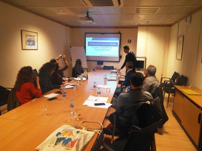 Curso Planificación y gestión de bibliotecas digitales 4