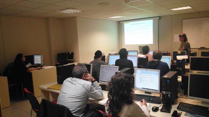 Curso Planificación y gestión de bibliotecas digitales 5