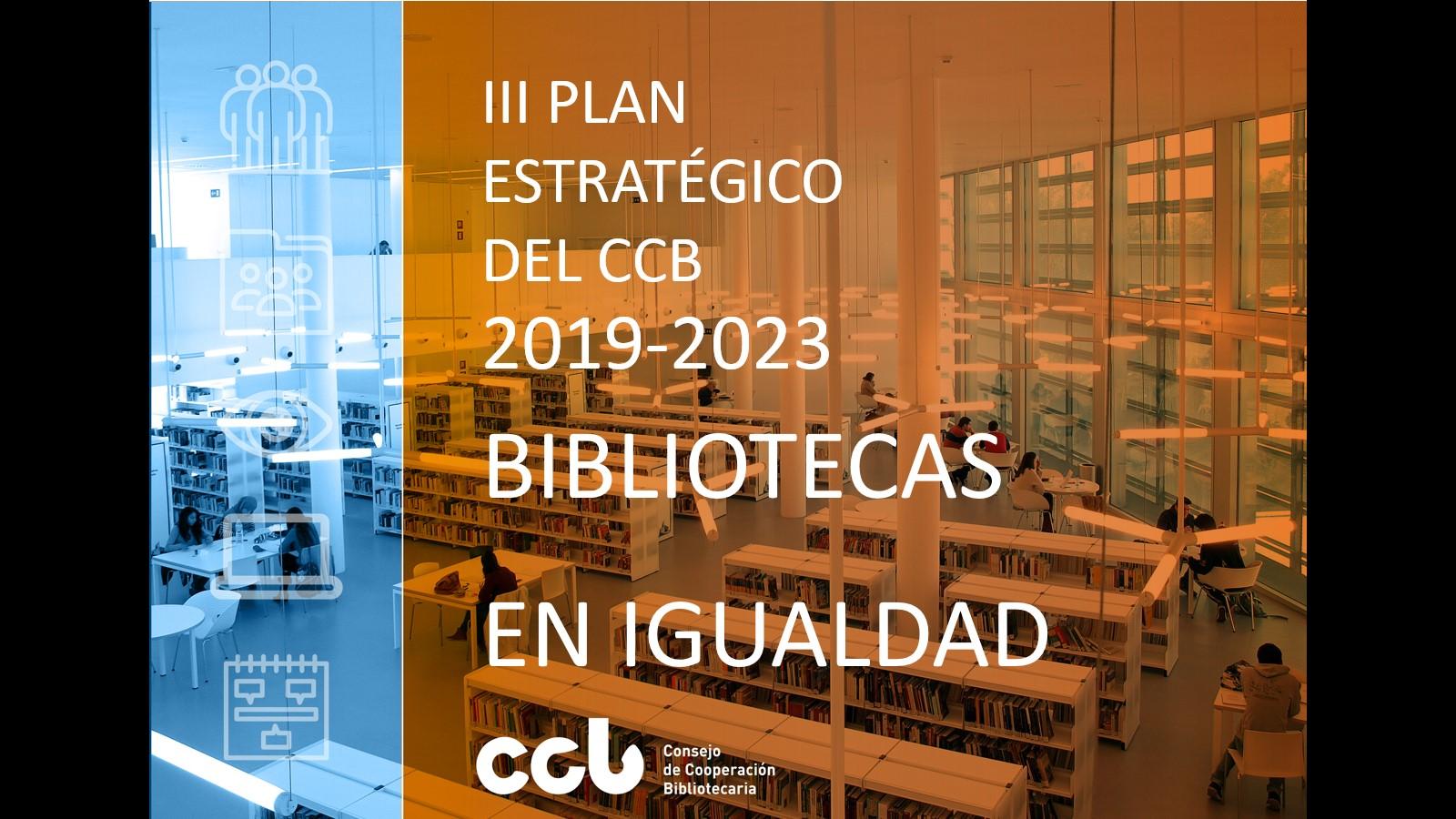 III Plan Estratégico 2019-2023