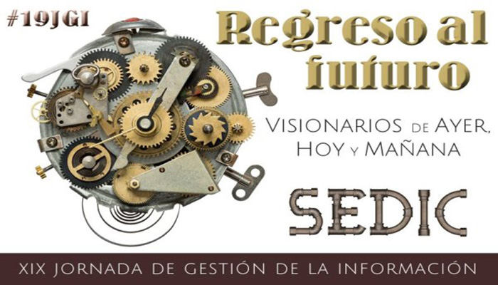 XIX Jornada de Gestión de la Información organizada por SEDIC