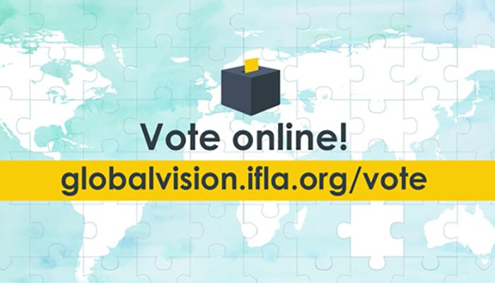 Vote online IFLA