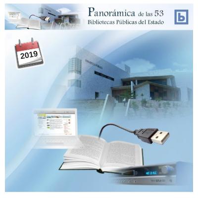 Datos bibliotecas 2019