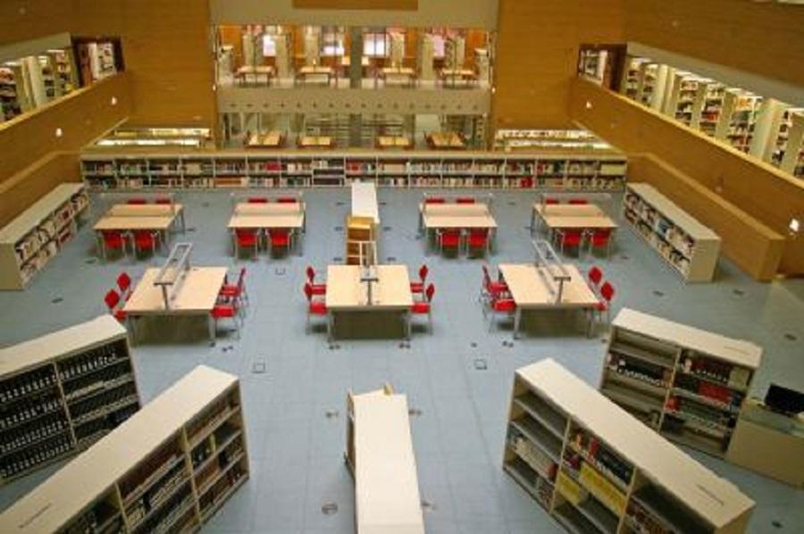 Biblioteca Tomás Navarro Tomás. CSIC. Madrid