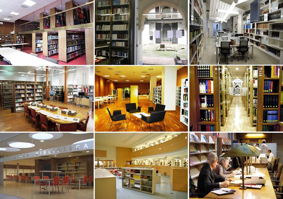 Bibliotecas del CSIC