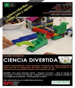 Ciencia divertida - Sevilla