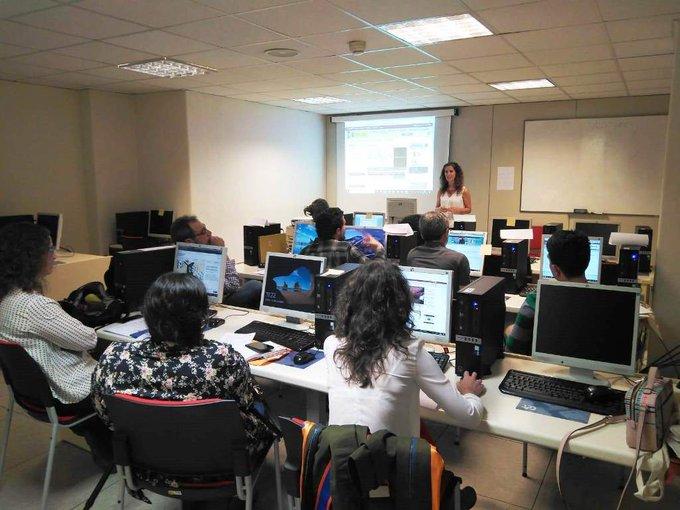 Curso Planificación y gestión de bibliotecas digitales 2