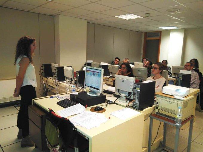 Curso Planificación y gestión de bibliotecas digitales 3