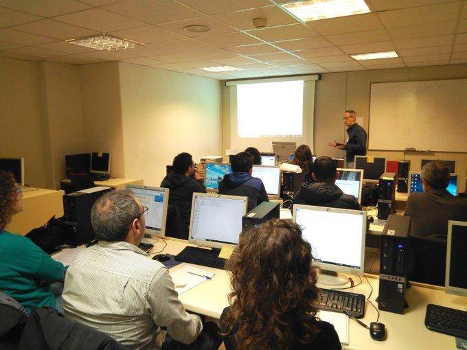 Curso Planificación y gestión de bibliotecas digitales 6