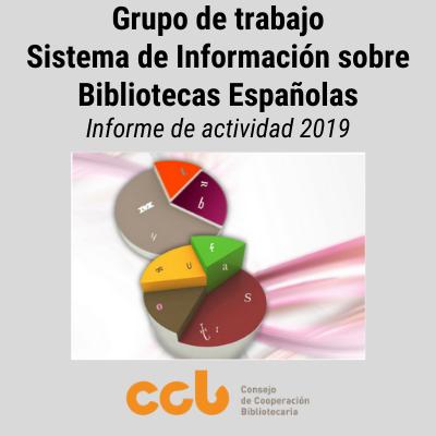 Grupo de Trabajo de Sistema de Información sobre Bibliotecas Españolas