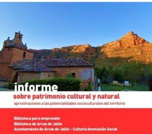 Informe sobre patrimonio cultural y natural