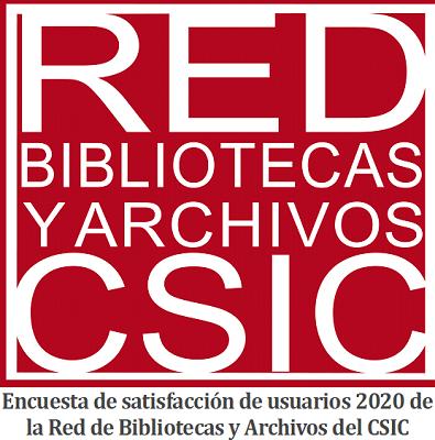 Logo de Red de bibliotecas y archivos CSIC