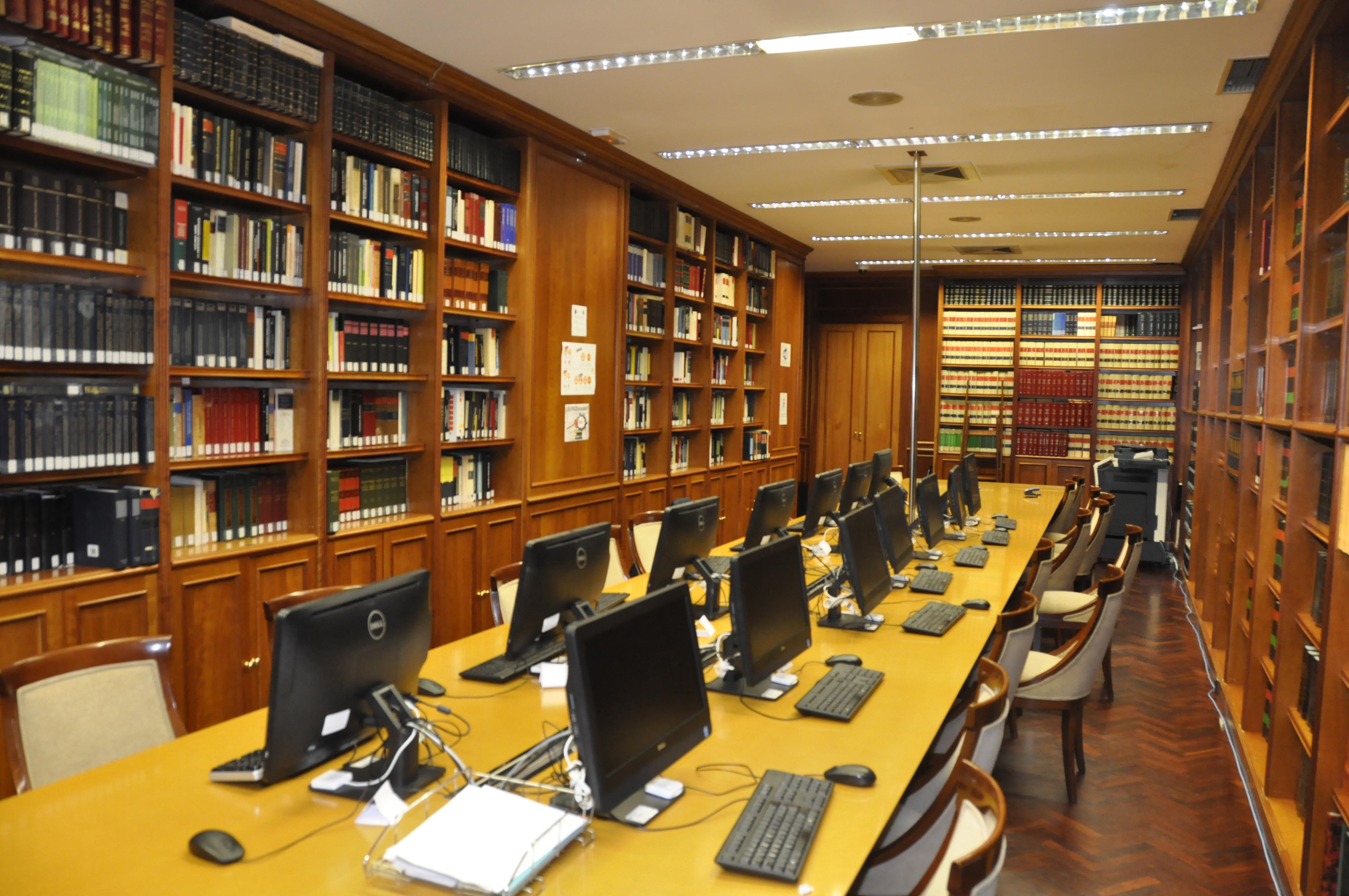 Biblioteca del Ilustre Colegio Provincial de Abogados de A Coruña