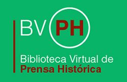 Logo Biblioteca Virtual de Prensa Histórica