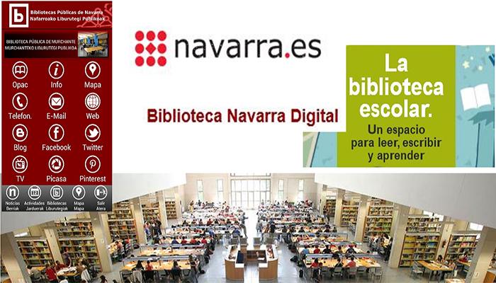 Biblioteca Navarra Digital