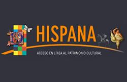 Logo Hispana