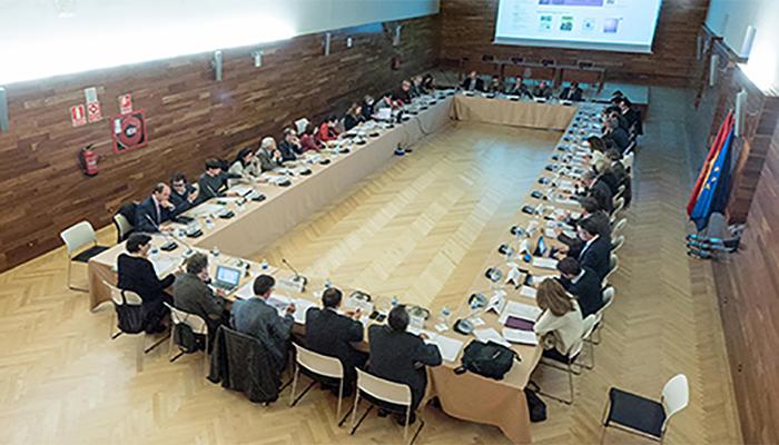Reunión Plan Estratégico del CCB, para el periodo 2016-2018